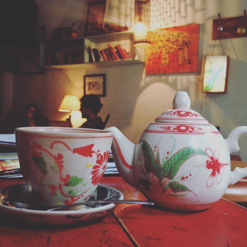 Tea for Two, The Hanoi Social Club