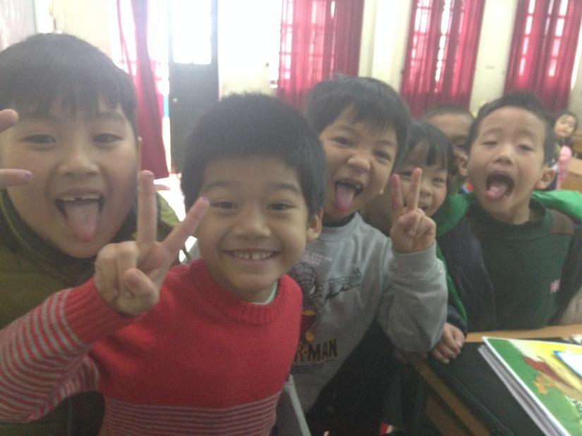 Crazy Kids Hanoi Vietnam
