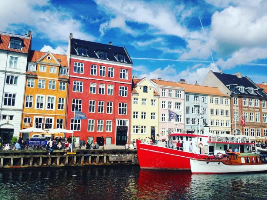 April Abroad Copenhagen Denmark Europe City Break
