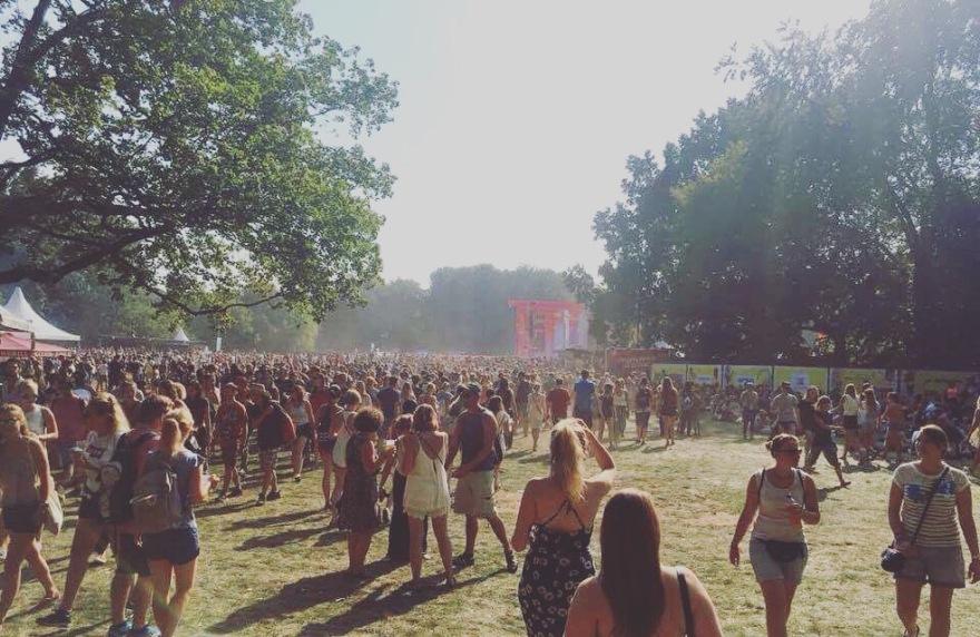 Lollapalooza Berlin Festival April Abroad
