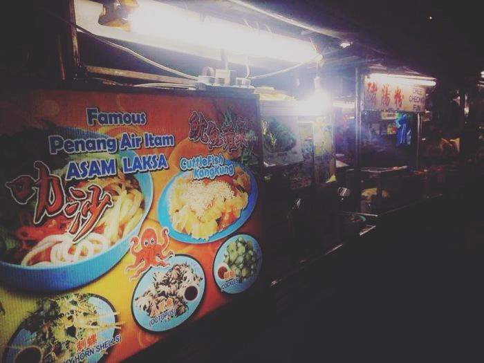 April Abroad Asia Penang Travel Malaysia