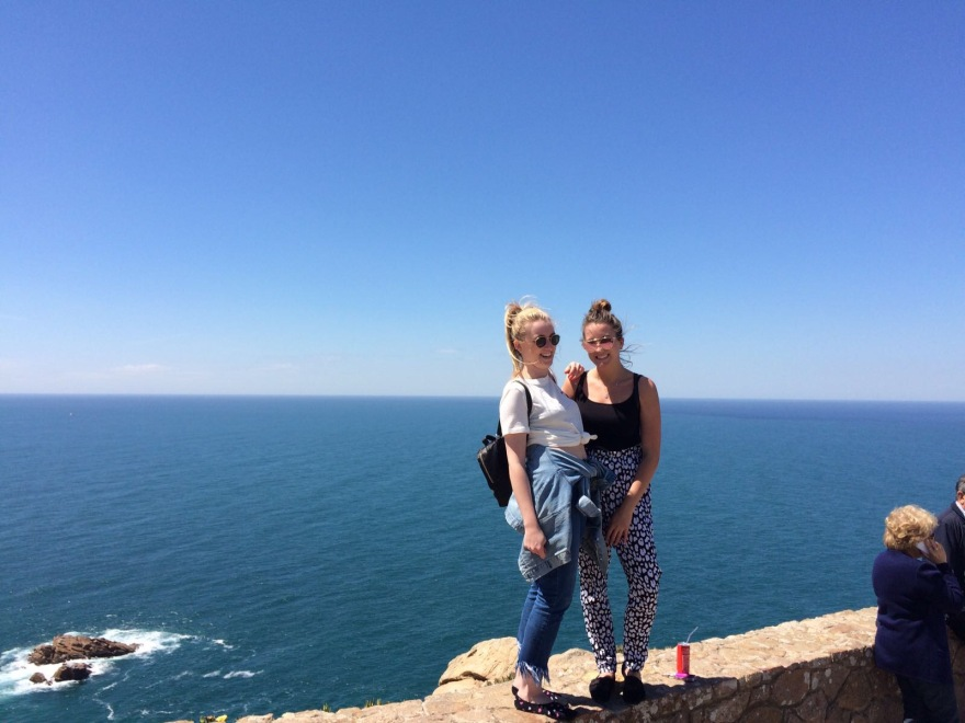 April Abroad Lisbon Europe Travel
