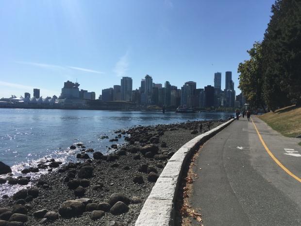 Stanley Park September 2017 April Abroad